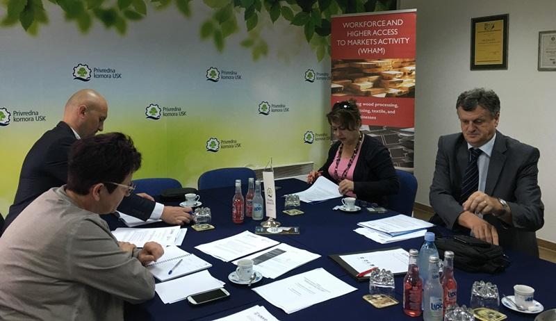"""JAVNI POZIV za dodjelu sredstava u okviru """"Programa podrške privrednim društvima u aktivnostima obuke radne snage, uvođenja, certifikacije i recertifikacije standarda kvaliteta i pristupa tržištima"""""""