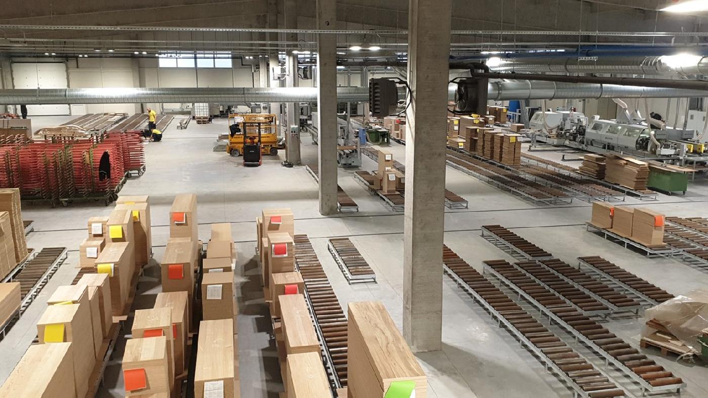 U Poslovnoj zoni Ratkovac u Cazinu počela raditi prva fabrika