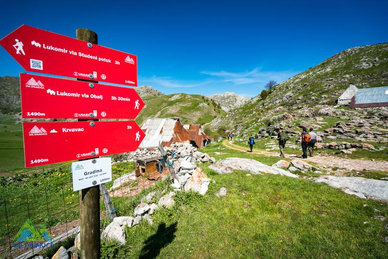 Unaprjeđenje turističke ponude duž staza Via Dinarice - Prijave za dodjelu grantova