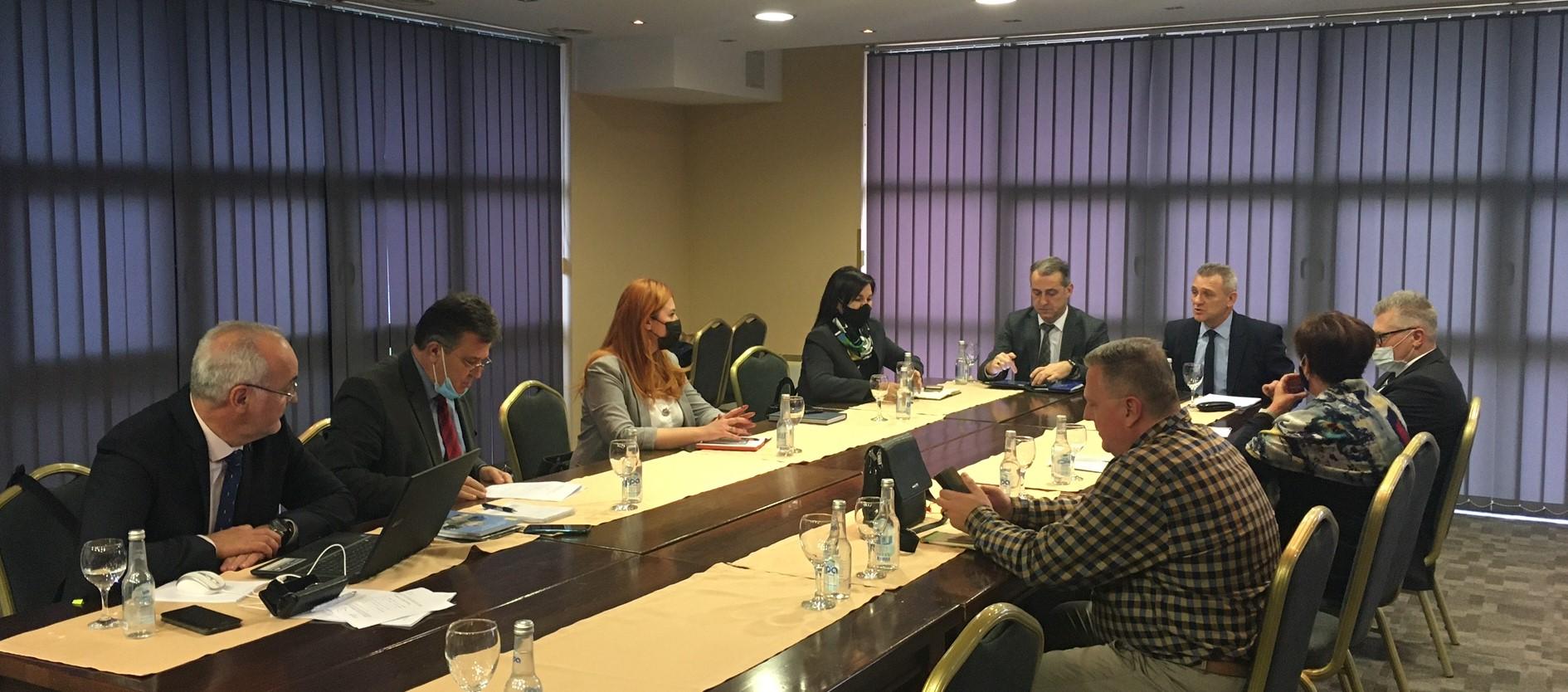 U Bihaću održan sastanak predsjednika privrednih komora Federacije BiH