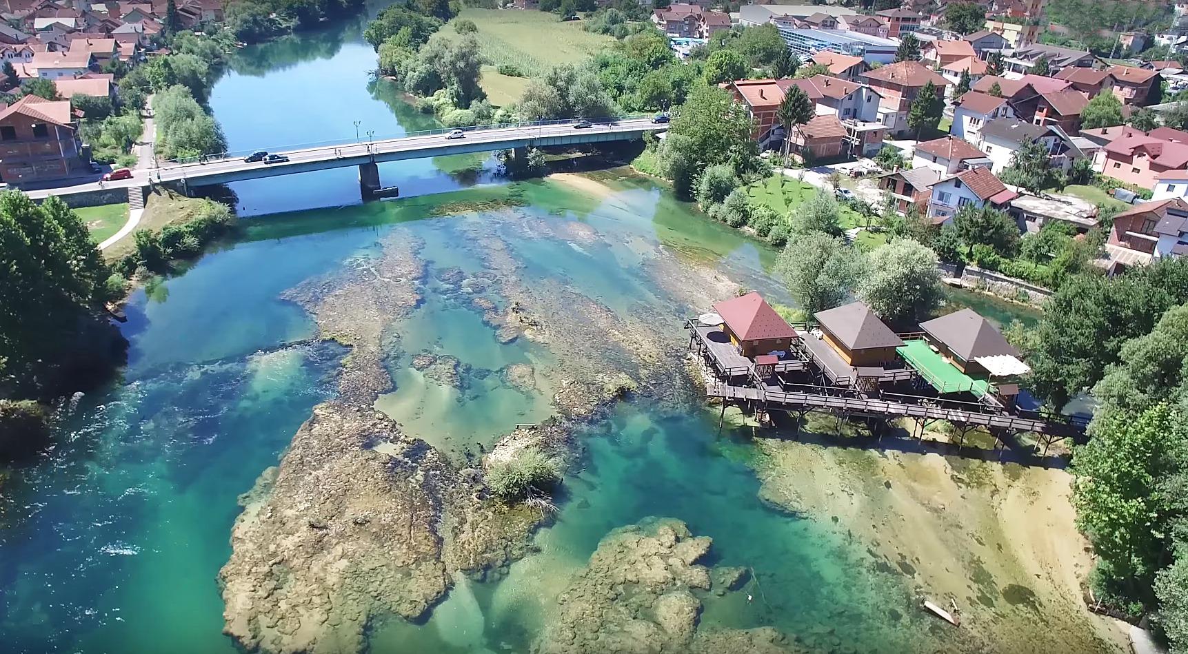 Bosanska Krupa raspisala konkurs za izradu idejnog rješenja uređenja javnih površina u centralnoj zoni