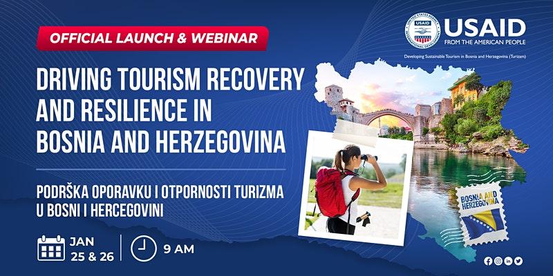 Poziv na predstavljanje projekta USAID Turizam