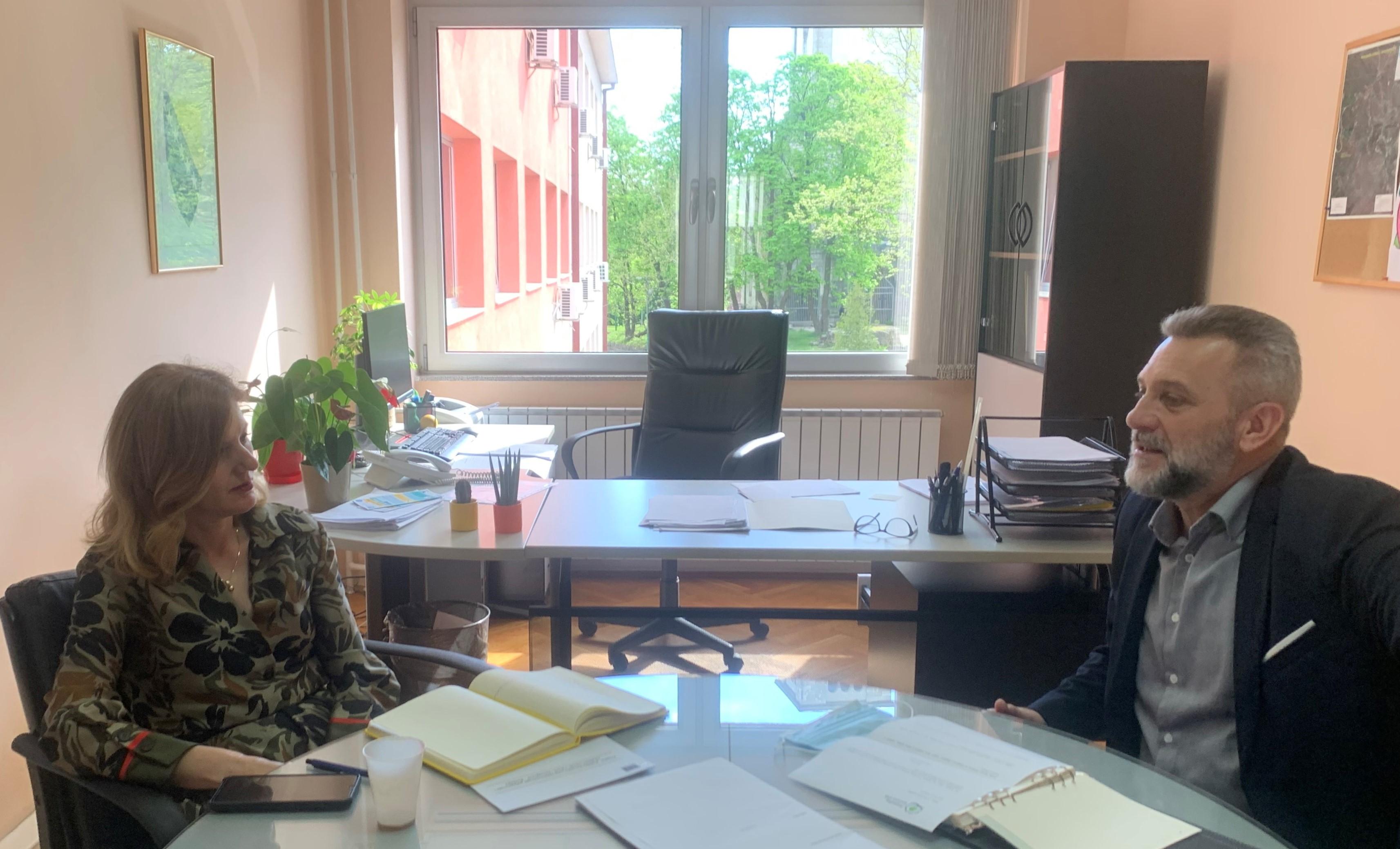 Održan sastanak predstavnika Privredne Komore USK i Grada Bihaća