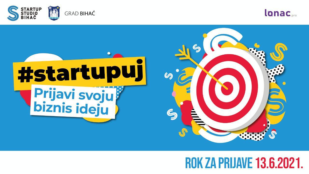 Startup studio Bihać i Grad Bihać otvaraju nove prilike za mlade u USK