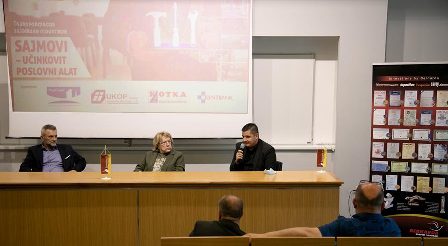 Privredna komora USK učestvovala na 7. Konferenciji o sajmovima u Osijeku