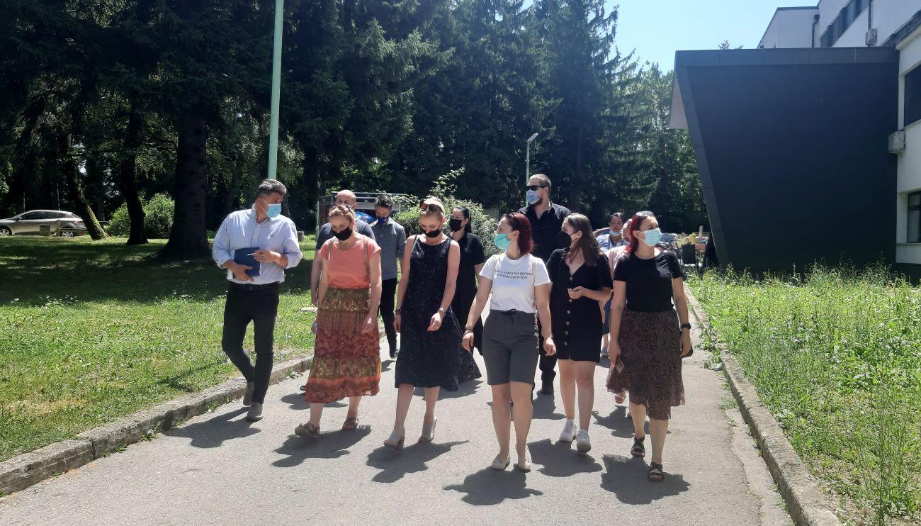 RTV USK i Kantonalna bolnica domaćini 4. sesije programa