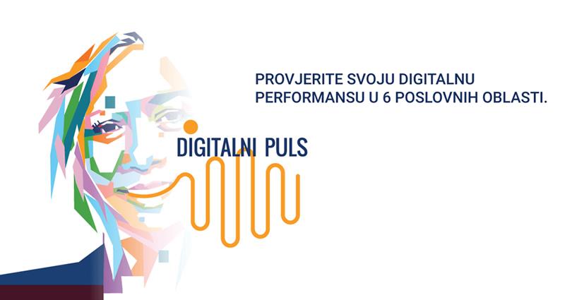 Digitalni puls: poziv bosanskohercegovačkim kompanijama za samoprocjenu digitalne zrelosti