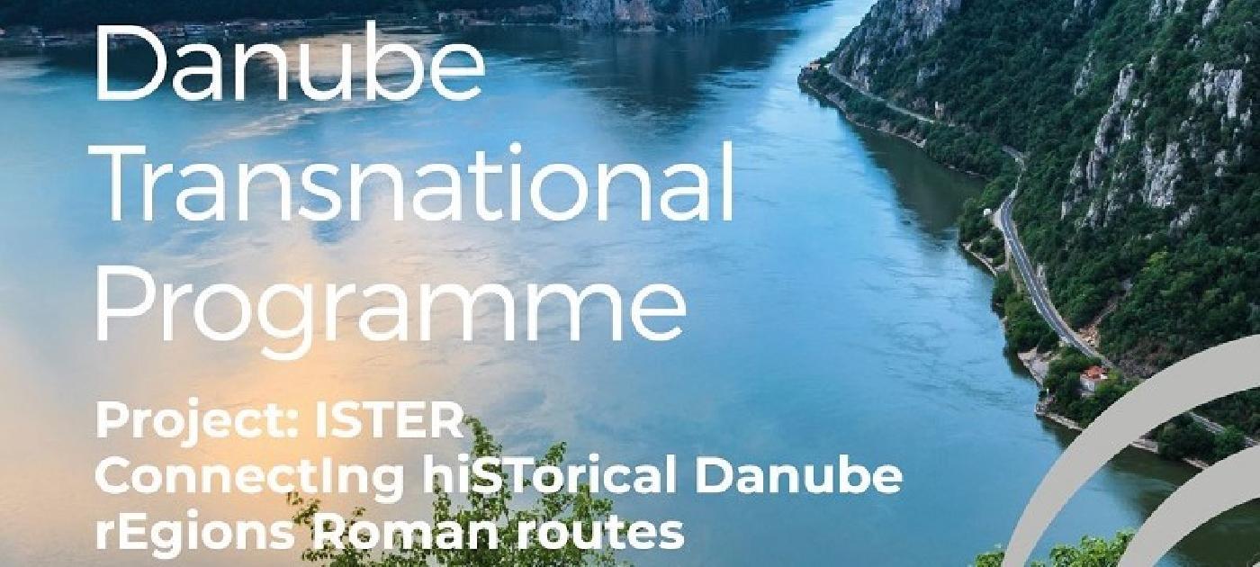 Poziv na prezentaciju projekta ''Povezivanje dunavske regije historijskim rimskim putevima – ISTER'' u okviru 18. Međunarodnog sajma ekologije - EKOBIS 2021