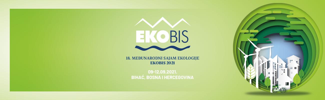 Obavijest za posjetitelje 18. međunarodnog sajma ekologije-EKOBIS 2021