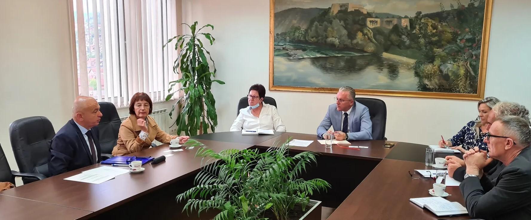 Predstavnica Vijeća Evrope u posjeti Bosanskoj Krupi